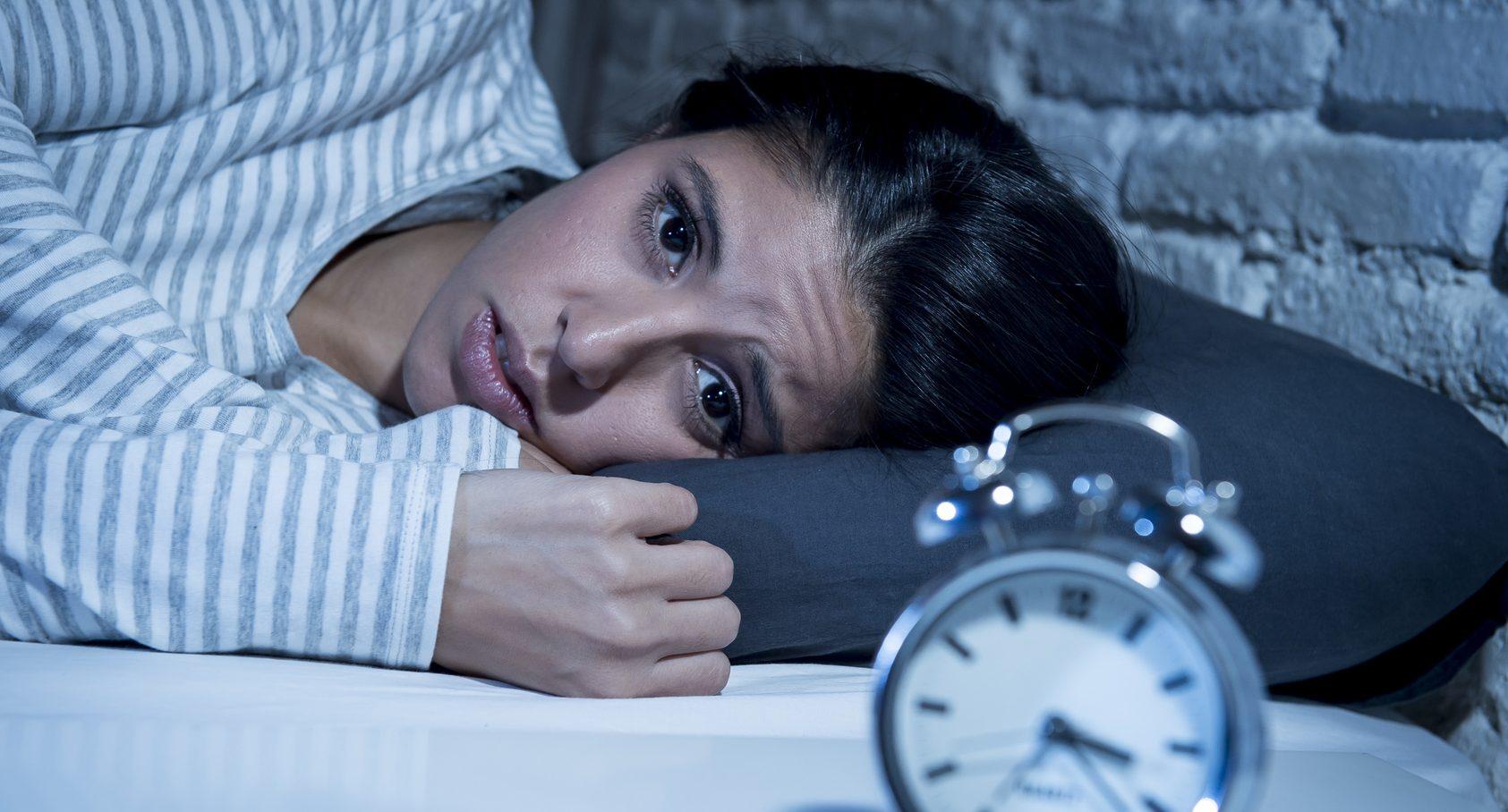 Wenn schlafen tun nicht kann kann man was man Schlaflos