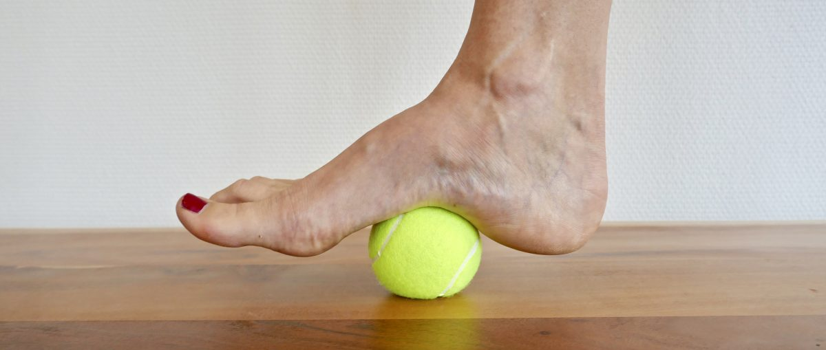 Diese Übungen helfen bei einem Fersensporn