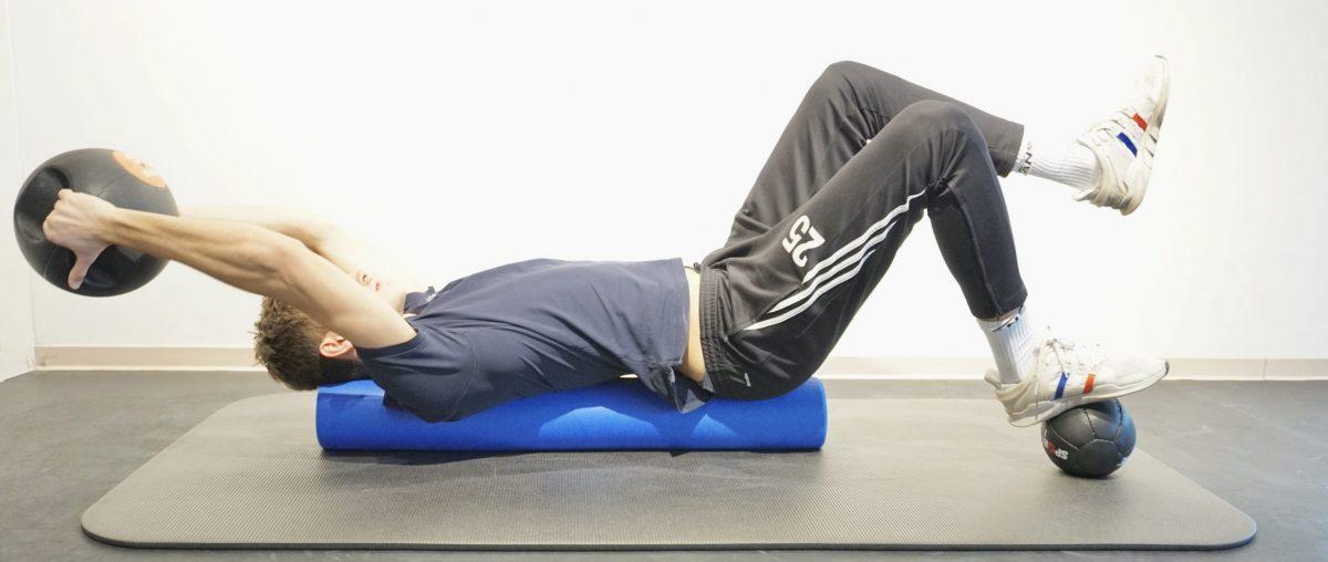 Sensomotorisches Training – bessere Kontrolle über den eigenen Körper!